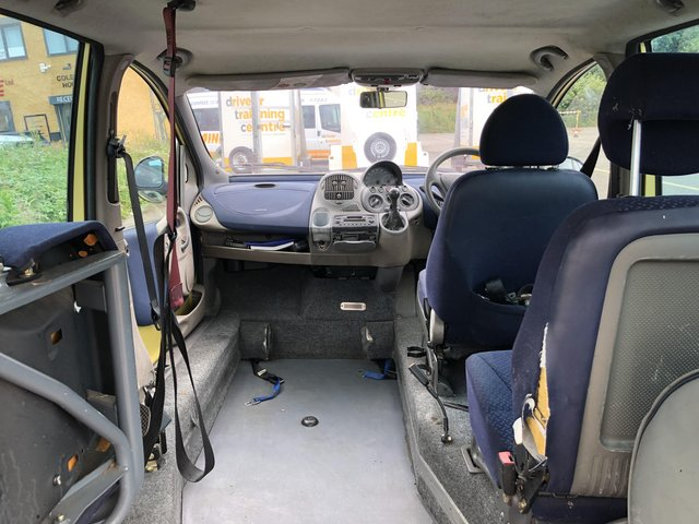 Image 2 of Wheelchair Accessible Fiat Multipla