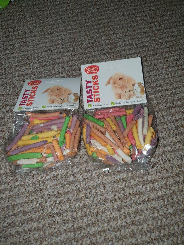 Image 14 of Hamster accessories and treats and food