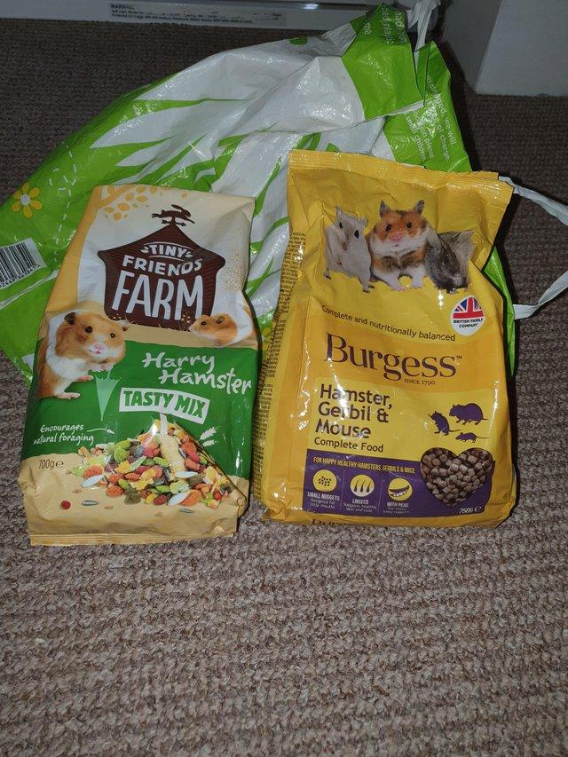 Image 16 of Hamster accessories and treats and food