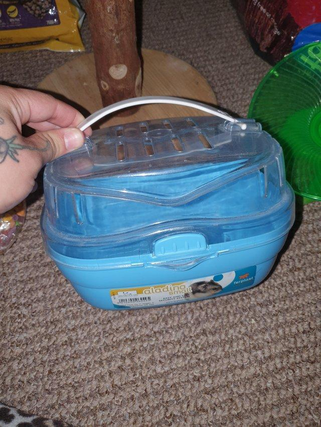 Image 18 of Hamster accessories and treats and food