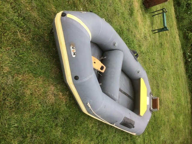 Preview of the first image of 3m Avon Redcrest Inflatable Dinghy.