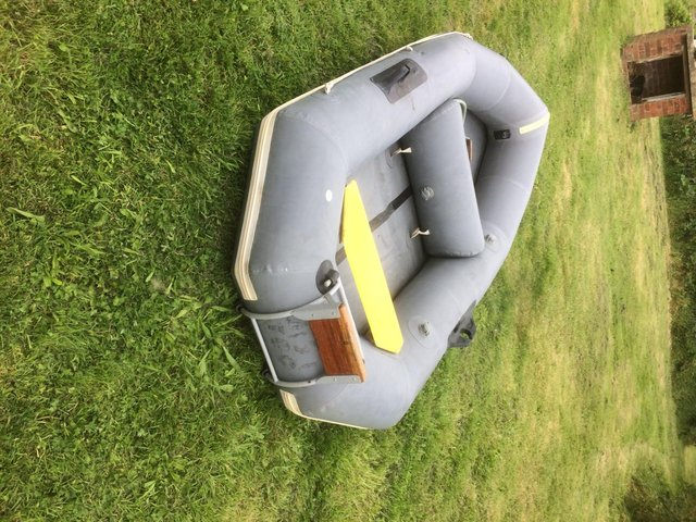 Image 2 of 3m Avon Redcrest Inflatable Dinghy