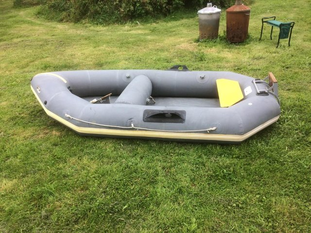 Image 3 of 3m Avon Redcrest Inflatable Dinghy