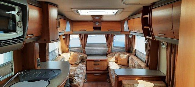 Image 8 of 2008 Swift Challenger 530, 4 Berth, End Washroom, Movers