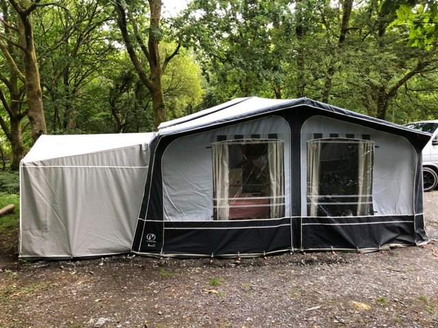 Image 2 of Pennine Conway countryman Folding Camper