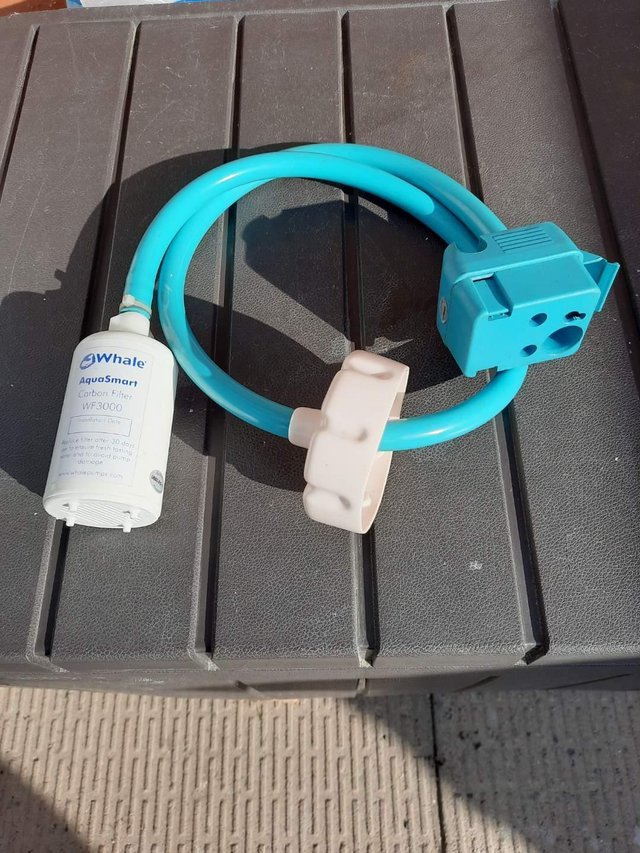 Preview of the first image of Whale Aqua Smart Water Pump WF3000.