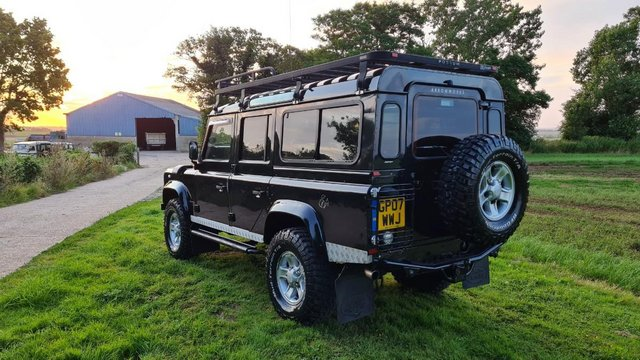 Image 4 of Land Rover Defender 110 XS 2.4 TDCi County Station Wagon