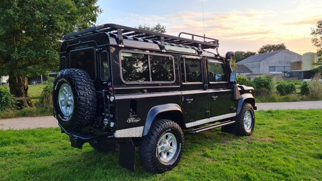 Image 5 of Land Rover Defender 110 XS 2.4 TDCi County Station Wagon