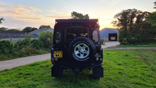 Image 6 of Land Rover Defender 110 XS 2.4 TDCi County Station Wagon