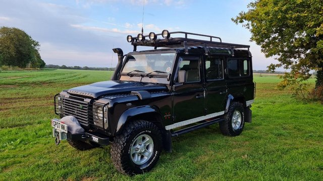 Image 8 of Land Rover Defender 110 XS 2.4 TDCi County Station Wagon