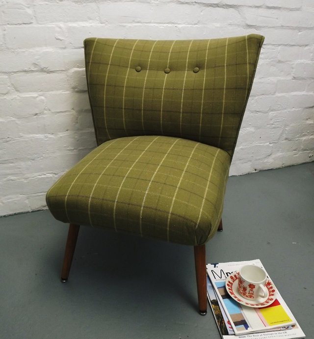 Ten-Step Plan To Reupholstering A Chair