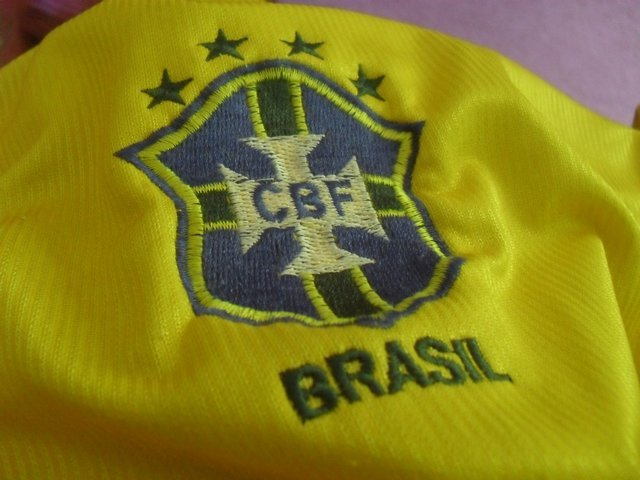 brasil football shirt
