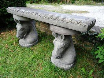 stone bench for sale in chester