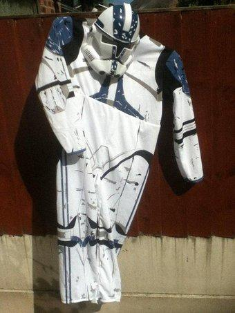 storm trooper outfit for age 9-13