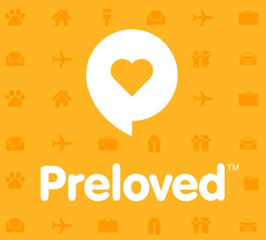 Preloved's new logo