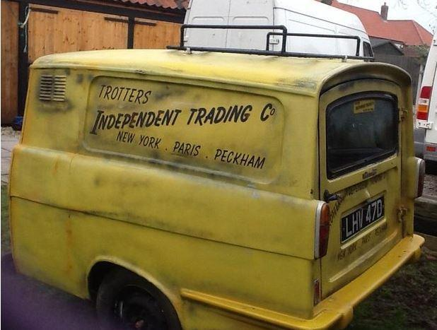only fools and horses reliant robin