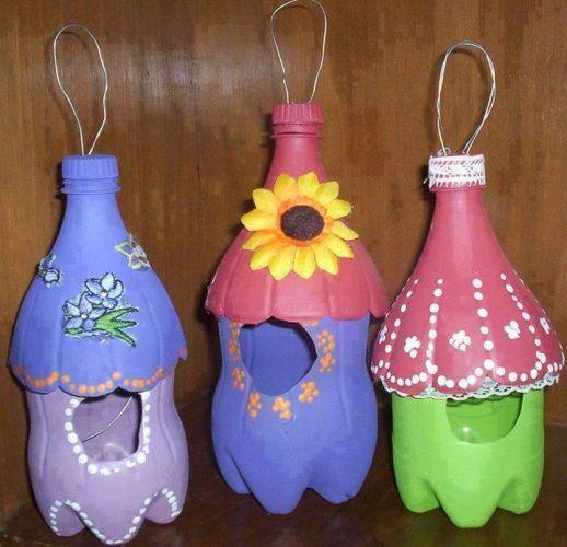 Recycle week ways to reuse plastic bottles preloved uk for Ways to recycle plastic bottles