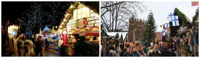 Belfast Christmas Markets!