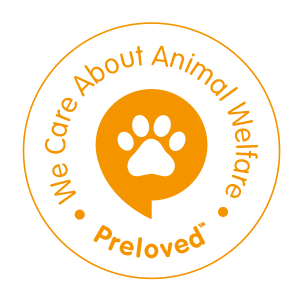 we care about animal welfare stamp