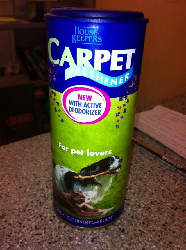 house keepers carpet freshener for pet lovers